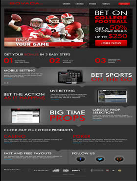 is bovada online sports betting legal